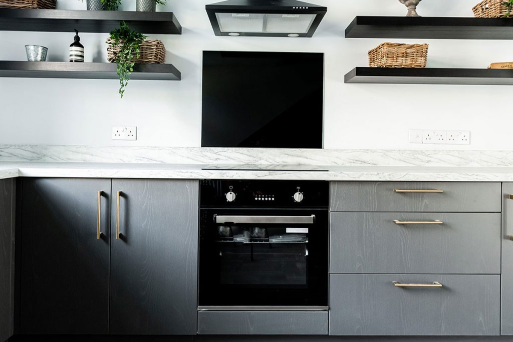 Contemporary Bliss Kitchen Case Study