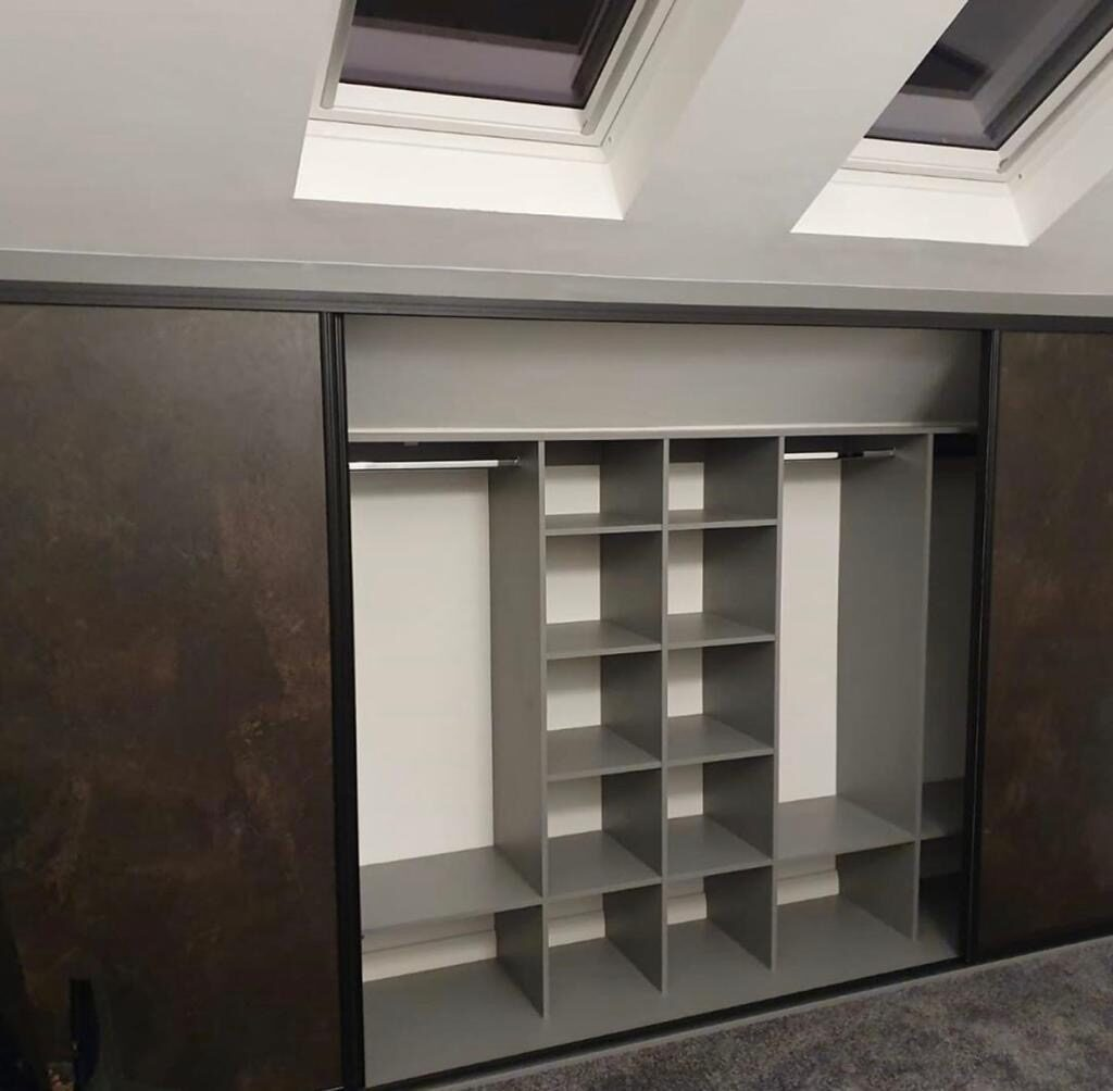 Napoli Slider Bedroom Case Study