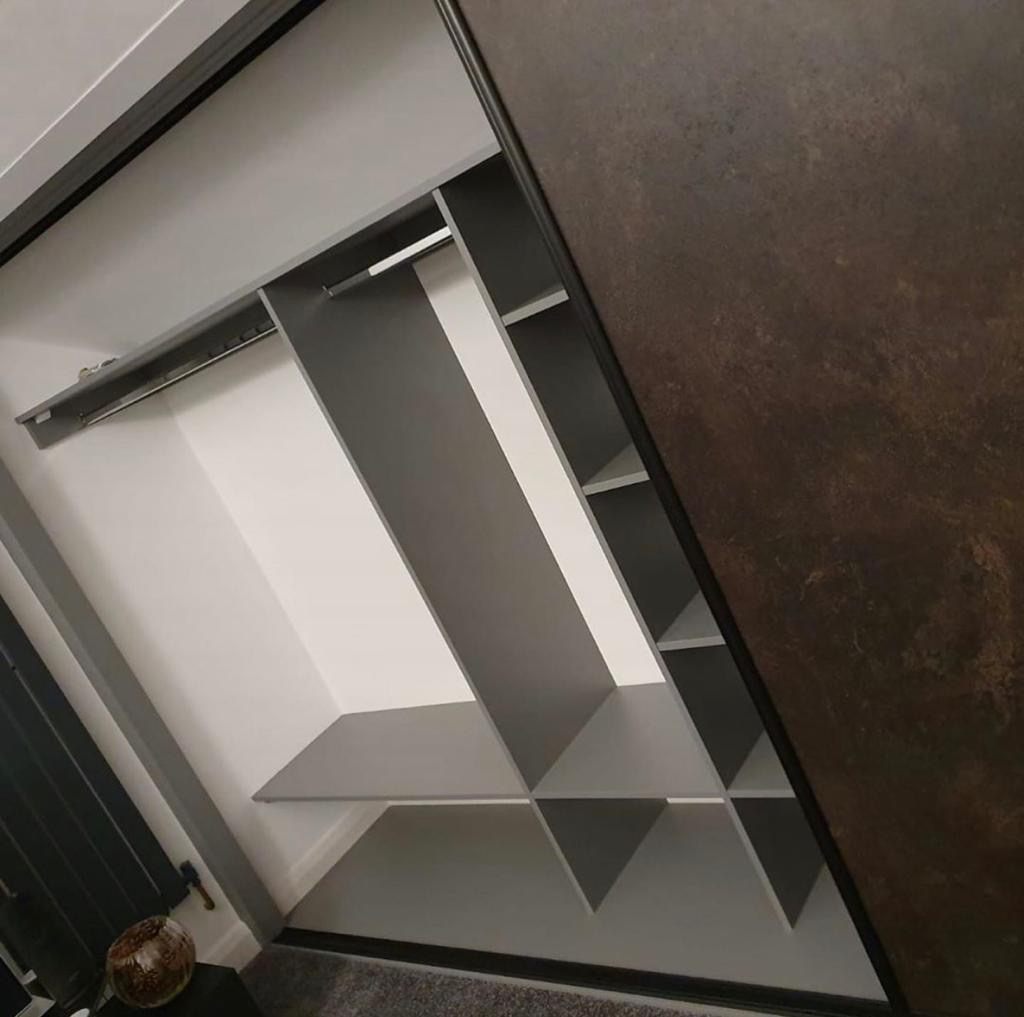Napoli Slider Bedroom Case Study